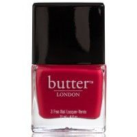 Blowing Raspberries by butter London: the perfect shade to make your navy case pop. Clash with your Kanken for a British take on pared down Scandi style.