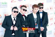 Simon.D-Rhythm Power, 'Can be considered good looking'… Red carpet of the 2012 Melon Music Awards [KPOP PHOTO]