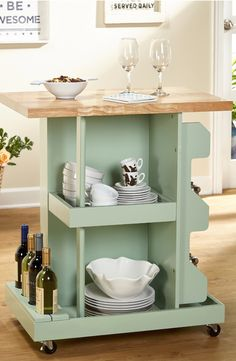 Make your kitchen more efficient for cooking and entertaining with this attractive rolling cart. The Simple Living Hampton Kitchen Cart is perfect for afternoon tea, hors d'oeuvres or cocktail hour. It keeps all your kitchen essentials easily within reach.