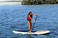 Plan Your Vacation to Boynton Beach, Florida - standup paddle!