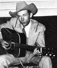 Hank Williams...Country Music's Star that was gone much too soon...