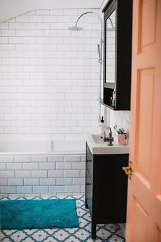 Our bathroom makeove