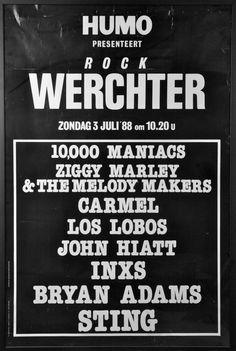 Rock Werchter 1988