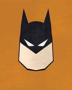 極簡風的「超級英雄/電影」海報設計 » ㄇㄞˋ點子靈感創意誌