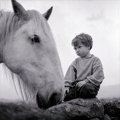 Keith Carter Photographs | Ezekiel's Horse