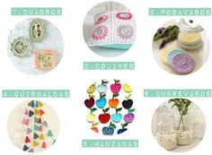 About the nice things: Crochet Inspiration