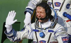 British Astronaut's First Spacewalk Set For January 15