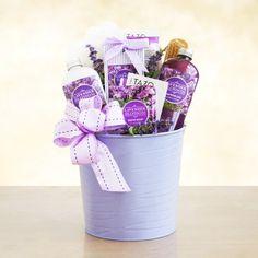 Lavender Blossom Spa Gift