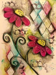 .Art Journal Page. - Wendy Schultz - Art Journals.
