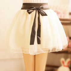 Buy 'Angel Love – Tie-Waist Tulle Skirt' at YesStyle.com plus more China items and get Free International Shipping on qualifying orders.