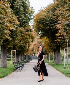 Fall Vacation Solo Traveler Photoshooting in Vienna with Christine Fall Vacations, Photo Walk, Autumn Fall, Vienna, Walking, Scene, Dresses, Fashion, Vestidos