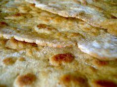 Sketch-Free Eating: Brown Rice Flax Tortillas (Xanthan Gum-Free, Vegan, GF)
