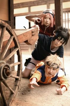 Team 7 / Naruto on We Heart It
