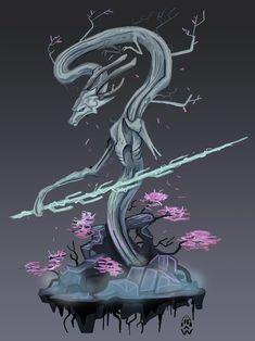 Planet 1, Dragon, Concept, Deviantart, Anime, Dragons, Cartoon Movies, Anime Music, Animation