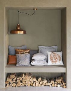 Interieur | Nis in de muur