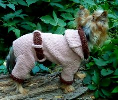 sweater dog winter/ dog sweater/clothes for от LyudmilaHandmade
