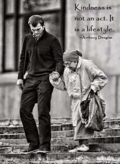 Kindness is not an act. It's a lifestyle. life quotes quotes quote inspirational quotes success quotes motivational quotes life quotes and sayings Great Quotes, Quotes To Live By, Me Quotes, Motivational Quotes, Inspirational Quotes, Quotes Kids, Famous Quotes, Wisdom Quotes, La Ilaha Illallah