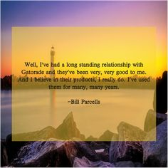 c033c22f075 Bill Parcells Well Ive had a long Gratitude Quotes
