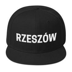 Rzeszow Snapback Hat