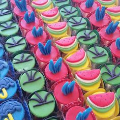 Bento, Biscuits, Birthday Cake, Candy, Cupcake, Creative, Julia, Fun, Pastel