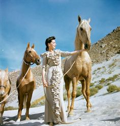From the Archives: Horses in Vogue 1941