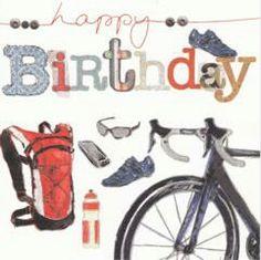 d8704d7347c7f537ac5d2baed4ceb399 cycling happy birthday s270 cycling birthday www lmfcards co uk birthday cycling