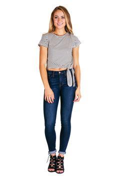 Kristy High Waist Jeans