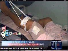 Operaran otra vez mujer que fue herida de balas por su ex marido #NoticiasTelemicro #Video - Cachicha.com