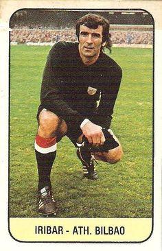 Cromos de Iríbar, el que pudo ser Balón de Oro (14). Temporada 1978-79.