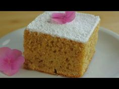 Vanilla Cake, Food And Drink, Desserts, Recipes, Youtube, Cakes, Postres, Cake Makers, Deserts