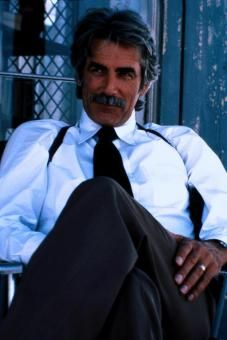 Sam Elliot; what a sexy voice