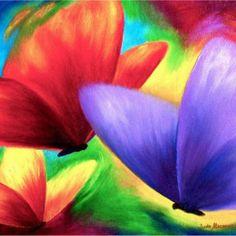 butterfly art - Google Search