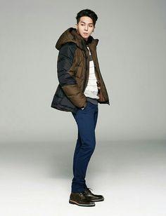 Mino cool - song minho, #handsome