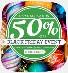 Cardstore.com Coupon!! Save 50% Off all Holiday Cards!