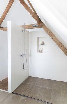 bathroom, clean lines, nordic
