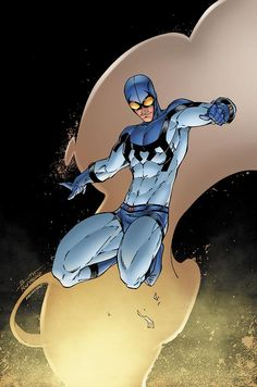 Blue Beetle by Brett Booth