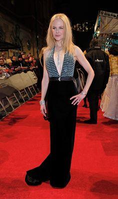 Nicole Kidman 2017 BAFTAS