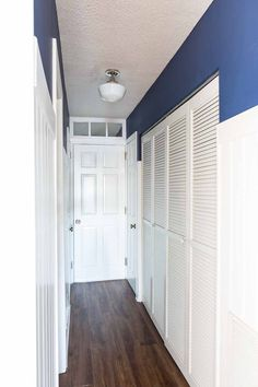 how to make a fake transom above a door or window