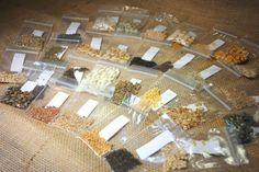 Non-GMO Heirloom Seeds