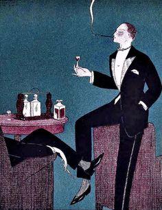 """""""La Vieille Fine"""" Paris 1920s Paris Photography, Vintage Photography, Paris 1920s, Art Deco Illustration, Smoke Art, 1920s Art, Film Inspiration, Welcome To The Party, Roaring 20s"""