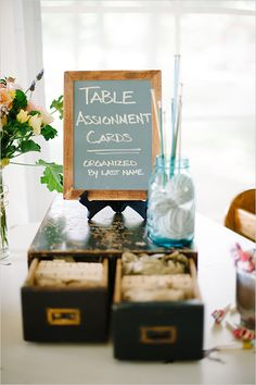 On Solid Ground Vintage Rentals | Featuring the 2 drawer card catalog | Athena Pelton Photography