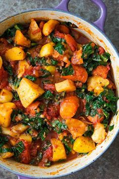 Spring has arrived! Though it's still cold in many parts of the country. Enough time perhaps to sneak in one more winter recipe? If you still have root vegetables in your fridge looking for a perfect recipe before the spring weather catches up with the calendar, try this one.
