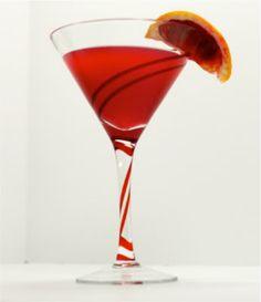 blood orange martini, how to make a blood orange martini http://onemartiniatatime.com/blood-orange-martini/