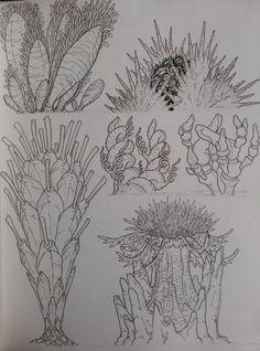 alien plants 5 by VinceAndrews on DeviantArt