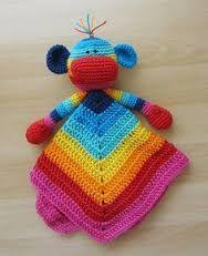 Resultado de imagen para mantas de apego crochet