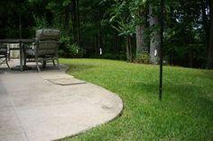 Beautifully landscape backyard photo - Bing Images