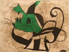 Comedia dell Arte 63 ~ Miró