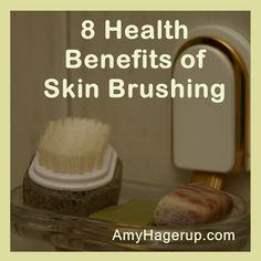 The skin, the largest organ of your body, is responsible for 1/4 of the body's detoxification every day. Keep your skin healthy! Here are 8 health benefits of skin brushing.