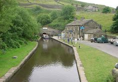 I have every intention of doing a narrowboat tour of Great Britain's canals and waterways some day.