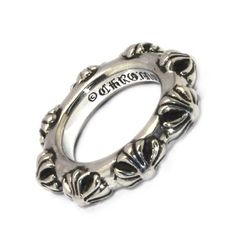 Jewelry Tools, Jewelry Accessories, Men's Jewelry, Silver Jewelry, Silver Rings, Roman Soldiers, Chrome Hearts, Ring Designs, Band Rings